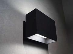 Applique a luce diretta e indiretta in alluminioVIVA - BEL-LIGHTING