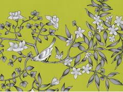 Carta da parati con motivi florealiVIVACE - EQUIPO DRT
