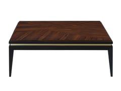 Tavolino quadrato in MDFVIVIENNE | Tavolino quadrato - ROCHE BOBOIS