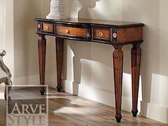 Consolle rettangolare in legno masselloVIVRE LUX | Consolle - ARVESTYLE