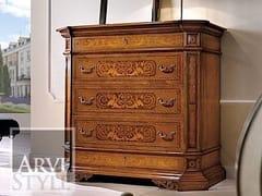 Cassettiera in legno masselloVIVRE LUX | Cassettiera - ARVESTYLE