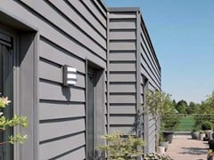 Sistema di facciata ventilataVMZ CLIN - VM BUILDING SOLUTIONS GMBH