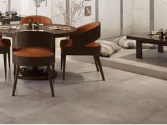 Ceramica Rondine, VOLCANO TAUPE Pavimento/rivestimento in gres porcellanato effetto cemento