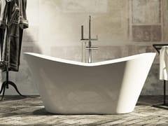 Vasca da bagno centro stanza in Luxolid®VOLO - RELAX DESIGN
