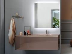 Mobile lavabo componibile con apertura superioreVOLUMI | Mobile lavabo - ARTELINEA