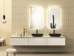 Mobile lavabo componibile con apertura push-pullVOLUMI | Mobile lavabo con cassetti - ARTELINEA