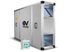 Scambiatore di caloreVORT NRG EVO 4000 V - VORTICE ELETTROSOCIALI