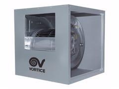 Cassa ventilante autoportante a doppia aspirazioneVORT QBK 10/10 6M 1V/1 - VORTICE ELETTROSOCIALI