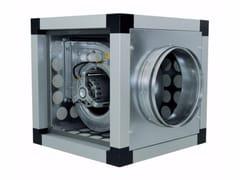 Cassa ventilante silenziata a doppia aspirazioneVORT QBK COMFORT 7/7 4M 1V/1 - VORTICE ELETTROSOCIALI