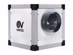 Cassa ventilante silenzata doppia aspirazione energy-savingVORT QBK COMFORT ES 7/7 - VORTICE ELETTROSOCIALI