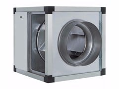 Vortice, VORT QBK-SAL KC M 355 Cassa ventilante per estrazione aria calda/ umida/ inquinata
