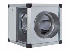 Vortice, VORT QBK-SAL KC T 400 Cassa ventilante per estrazione aria calda/ umida/ inquinata