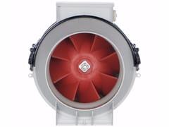 Aspiratore centrifugo assiale in lineaVORTICE LINEO 125 V0 - VORTICE ELETTROSOCIALI