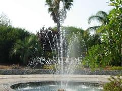 Ugello speciale per fontaneVULCANO 300 - CASCADE