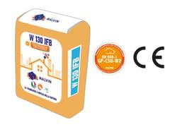 Finitura idrofuga fibrorinforzataW 130 IFB - MALVIN