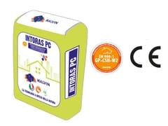 Finitura idrofuga fibrorinforzata base calce naturaleW 130 IFB - MALVIN