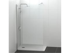 Ideal Standard, CONNECT 2 - W Doccia walk-in in vetro temperato