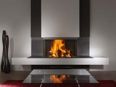 Caminetto a legna a tripla facciataW90/47S - KALFIRE