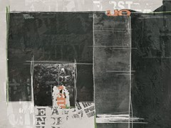 Carta da parati impermeabile in fibra di vetro con scritteWALDO - TECNOGRAFICA