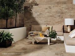 Pavimento/rivestimento in gres porcellanato a tutta massa effetto pietra per interni ed esterniAIX | Pavimento/rivestimento - ATLAS CONCORDE