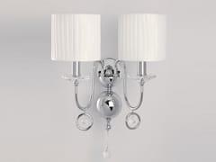 Lampada da parete a luce indiretta con cristalliGABRIEL   Lampada da parete - AIARDINI ILLUMINAZIONE