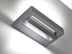 Lampada da parete per esterno a LED orientabile in alluminioSTOLA | Lampada da parete per esterno - AILATI LIGHTS BY ZAFFERANO