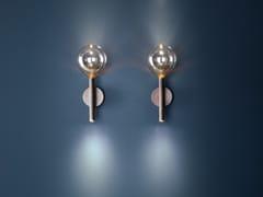 Lampada da parete in vetro borosilicatoSOFÌ | Lampada da parete - BONALDO
