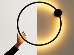 Lampada da parete a LED in alluminioAROS | Lampada da parete - NEXIA ILUMINACIÓN