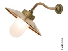 Lampada da parete in metallo con braccio fisso DP7680 | Lampada da parete - DP7680