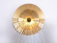 Lampada da parete in ottoneLAFAYETTE | Lampada da parete - RADAR INTERIOR