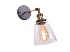 Applique a luce diretta in vetroFABI | Applique - ARREDIORG