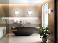 Applique a LED in vetroFOLD | Applique - CANGINI & TUCCI