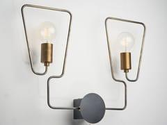 Applique a luce diretta in metalloA-SHADE | Applique - ZAVA