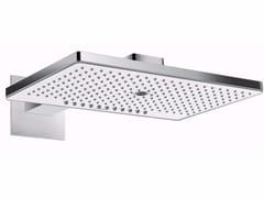 Soffione doccia a muro a pioggia con braccio RAINMAKER SELECT | Soffione doccia a muro - Rainmaker Select
