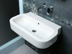 Lavabo sospeso in ceramica GLAZE | Lavabo sospeso - Glaze