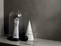 Kerakoll Design, WALLCRETE (WCR) Rivestimento con texture in cemento materico spatolato
