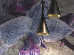 Carta da parati con motivi floreali per bagnoGLASS & PAPER | Carta da parati - ARTELINEA