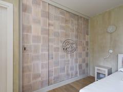 Armadio a muro in legno massello con ante scorrevoliArmadio 2 - GARDEN HOUSE LAZZERINI