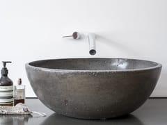 Lavabo rotondo in calcestruzzoLavabo - ATELIERB