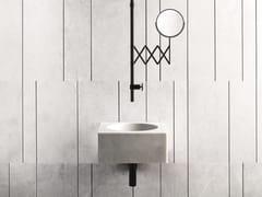 Miscelatore per lavabo da soffitto monoforo FONTANE BIANCHE | Miscelatore per lavabo da soffitto - Fontane Bianche | Salvatori + Fantini