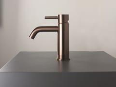 Miscelatore per lavabo da piano in acciaio inoxKINO | Miscelatore per lavabo - AQUAELITE