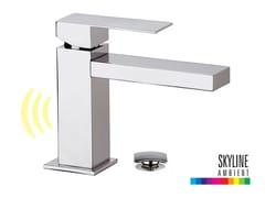 Miscelatore per lavabo da piano monocomando a led SKYLINE AMBIENT | Miscelatore per lavabo - Skyline Ambient