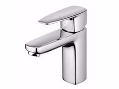 Miscelatore per lavabo da piano monocomando in ottone cromato PAN II | Miscelatore per lavabo - Pan II