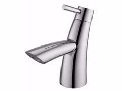 Miscelatore per lavabo da piano monocomando monoforo in ottone cromato TAI CHI | Miscelatore per lavabo - Tai Chi