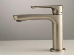 Miscelatore per lavabo da piano monocomando senza scarico LINFA II | Miscelatore per lavabo - LINFA II
