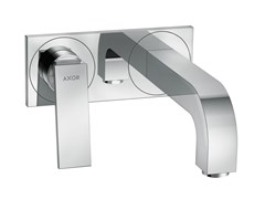 Miscelatore per lavabo monocomando con piastraAXOR CITTERIO | Miscelatore per lavabo con piastra - HANSGROHE