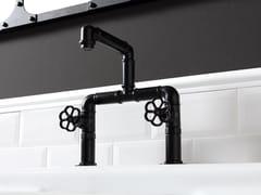 Rubinetto per lavabo a ponte da pianoMETROPOLITAN | Rubinetto per lavabo - BLEU PROVENCE