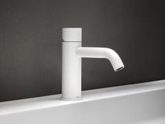 Rubinetto per lavabo da piano monoforo in acciaio inox ACQUIFERO | Rubinetto per lavabo - Acquifero