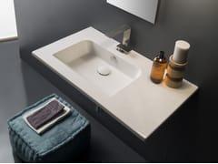 Lavabo sospeso in ceramica ETRA | Lavabo sospeso - Etra