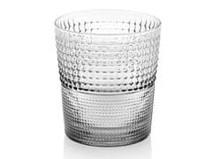 Set di bicchieri da acqua in vetroSPEEDY | Set di bicchieri da acqua - INDUSTRIA VETRARIA VALDARNESE